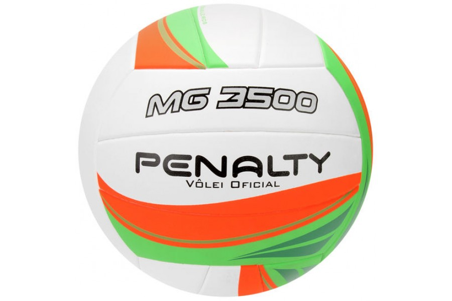 Bola Penalty MG 3500 Vôlei Oficial ac86020772012
